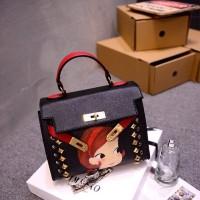 harga K2972 Tas Pesta Hangout Gaul Modis Fashion Replika Hermes Import Mini Tokopedia.com