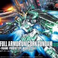 HGUC 1/144 RX-0 Full Armor Unicorn Gundam [Destroy Mode]