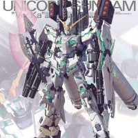 MG 1/100 RX-0 Full Armor Unicorn Gundam Var.Ka