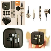 harga Xiaomi Earphone Handsfree Mi 2 Piston 1 Set Dlinez Xiaomi Earphone Tokopedia.com
