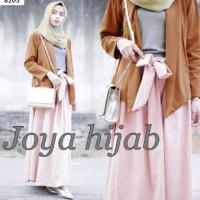 Baju Muslim Terbaru 2015 Online 4 in 1 Joya Hijab