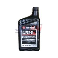 Kendall Super D-XA 10W30 Diesel Oil Liter