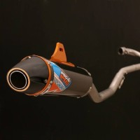 harga Knalpot Racing Klx/dt150 Prospeed Sx Series Titan Power Bomb Tokopedia.com