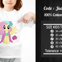 harga Baju / Kaos Anak Kartun  My Little Pony  MC02 Tokopedia.com