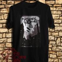 My Chemical Romance The Black Parade Poster 3nd Kaos | Tshirt | Distro