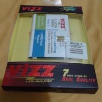harga Baterai Batre Battery Dobel Double Power Vizz Samsung Galaxy Note3 Not Tokopedia.com