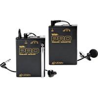 Azden WLX-PRO VHF Wireless Lavalier Microphone System (F1/F2 Frequenc