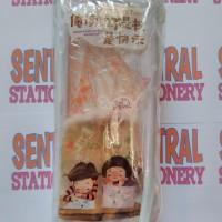 Study Set Paket Penggaris Fairy Tale 4 Pcs
