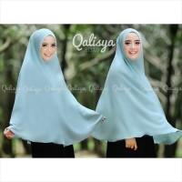 Basic Khimar By Qalisya Hijab.