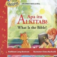Seri Berkat bg si Kecil Mengapa ada salib & Apa itu Alkitab?