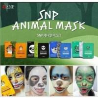 SNP ANIMAL MASK / MASKER WAJAH GAMBAR SNP BINATANG KOREA