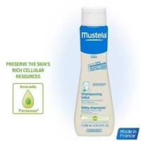Baby Shampoo Mustela 200ml shampo bayi