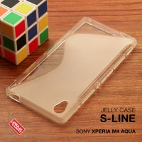 Sony Xperia M4 Aqua Soft Jelly Gel Silicon Silikon TPU Case Softcase