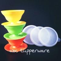 TUpperware Ice Cream Cup Set