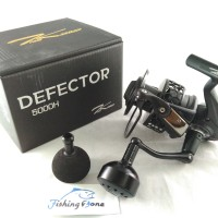 harga Team Kamikaze Defector 5000h Spinning Reel Tokopedia.com