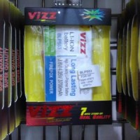 Baterai Blp553 Oppo Find Way U707 U2s Dobel Power Vizz 3700mah
