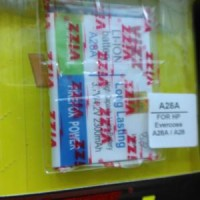 Baterai Evercoss Cross A28a /a28 Dobel Power Vizz 2300mah