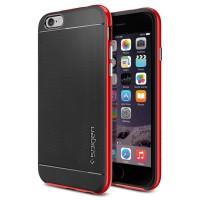 """Spigen Neo Hybrid Case phone 6 4.7"""" - Merah"""