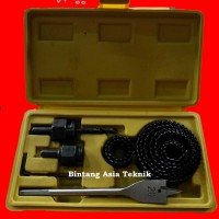 Holesaw / Hole Saw Set Kit 13 Pcs VITA TOOLS