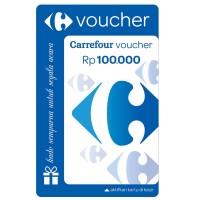 harga Voucher Carrefour senilai Rp 100.000 Tokopedia.com