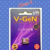 harga V-gen 16gb Micro Sd/memory Card/kartu Memori Tokopedia.com