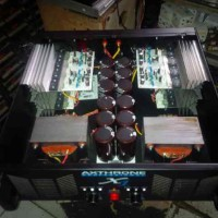 harga Power Amplifier Rakitan 1200 Watts Ampli Rakitan Profesional O/indoor Tokopedia.com