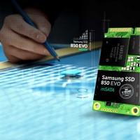 Samsung SSD 850 EVO MSATA 500GB