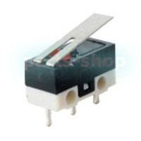 MICRO LIMIT SWITCH SAKLAR MOUSE PUSH BUTTON SELECTOR 3 PIN 2.54mm