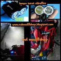 harga Lampu Super Terang Vixion Byson Ninja R15 R25 Cb150r Tokopedia.com
