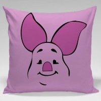 Bantal Sofa / bantal dekorasi winnie the pooh piglet head