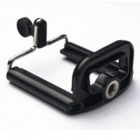Holder U untuk Tongsis / Tripod / Monopod, Smartphone Mount up to 5 in