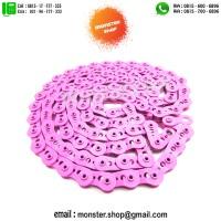 Chain Taya Super Single Pink