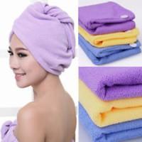harga Magic Towel Handuk Pengering Rambut Tokopedia.com