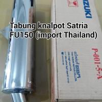 harga Tabung Knalpot(body Muffler) Satria Fu Import Thailand Tokopedia.com