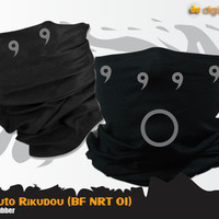 Limited Buff/Masker Anime Naruto Rikudo (BF NRT 01)