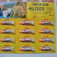 alteco super glue 110 3g renteng