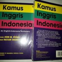 harga Kamus Inggris Indonesia Tokopedia.com