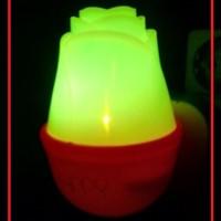 harga LAMPU TIDUR SENSOR CAHAYA+SUPER HEMAT Tokopedia.com