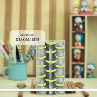 Custom Case Handphone Softcase Xiaomi MI3 Banana in Stripe