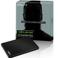 GALAX SSD GAMER SERIES 60GB (R:480MB / S W:180 MB / S)