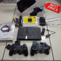 SONY PS2 slim seri 7 REFURBISH + Harddisk 120GB