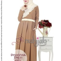 Diva Vida Dress (DVD) Mocca