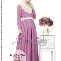 Diva Vida Dress (DVD) Purple