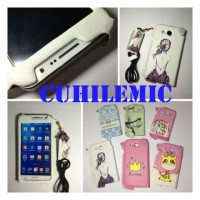 SILICON WALLET CASE HP CELUP SAMSUNG CORE DUOS / ACE 3 S7270