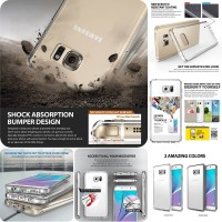 Ringke Fusion Armor Cover Casing Case Samsung Galaxy Note 5 / Note5