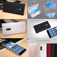 Hardcase Nillkin Frosted Shield Hard Casing Cover Case OnePlus Two