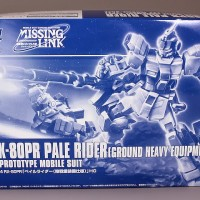 HGUC 1/144 Pale Rider (Ground Heavy Equipment Type) P-Bandai Limited