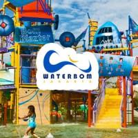 e-tiket voucher waterbom / waterboom PIK (Pantai Indah Kapuk) murah