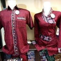 Batik Couple Simple Motif Kombinasi