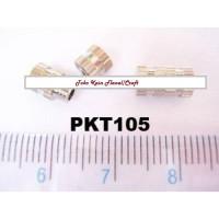 harga PKT105 Pengait ulir untuk Kalung/Gelang Tokopedia.com